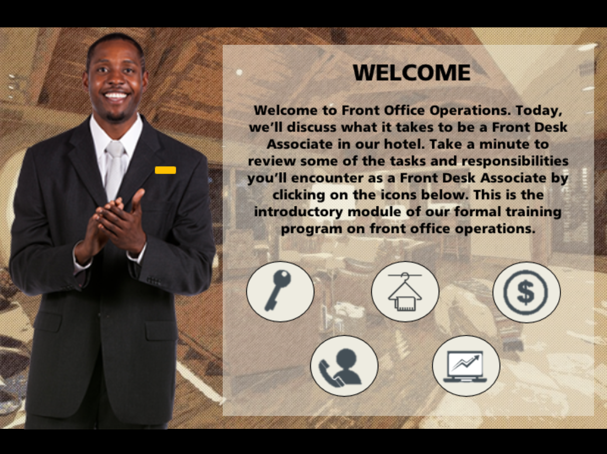 Front Office Operations Introduction   C3 eLearning